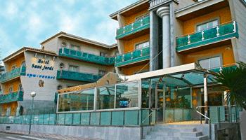 Hotel Sant Jordi Thalasso Spa Calella Film Festival