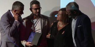 Guanyador curtmetratge Bajo La Rosa al Calellafilmfestival