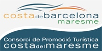 Costa de Barcelona Maresme patrocinador Calella Film Festival