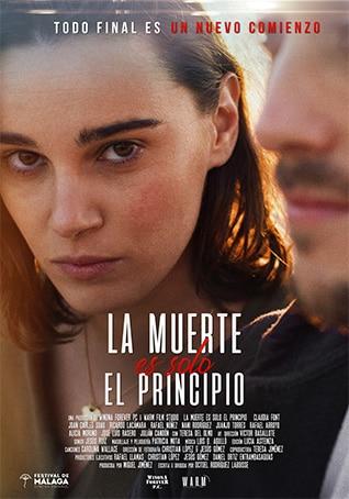 La Muerte es solo el Principio Low Budget Films Calella Film Festival