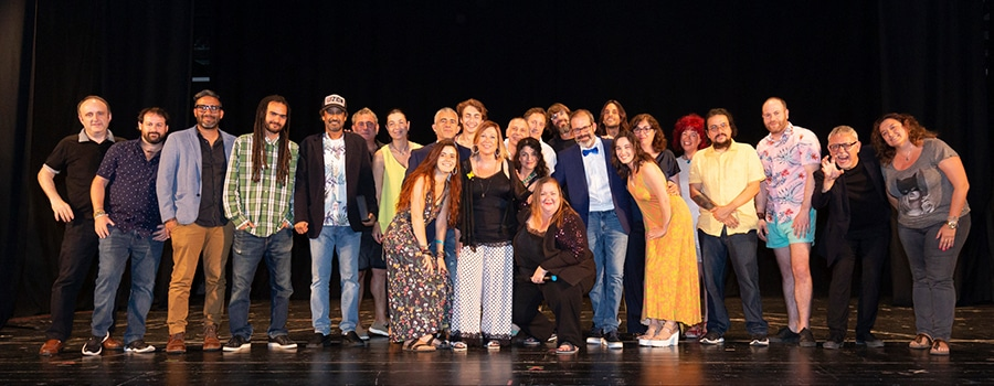 Guanyadors quarta edició Calella Film Festival 2019