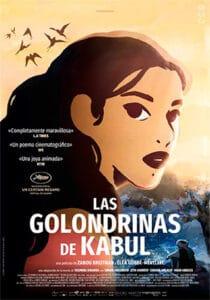 Las golondrina de Kabul Calella Film Festival